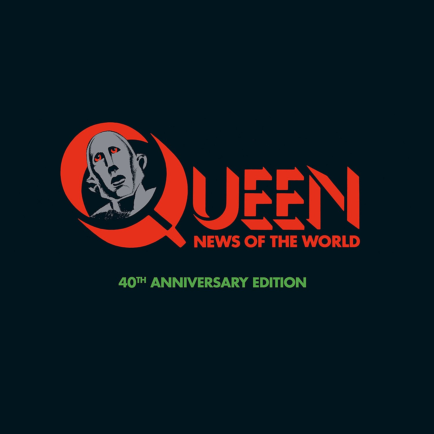 Queen / News Of The World: 40th anniversary 5-disc super deluxe edition