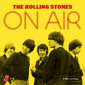 The Rolling Stones / On Air 2CD deluxe edition