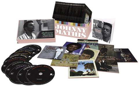 Johnny Mathis / Voice of Romance:The Columbia Original Album Collection 68-disc box set