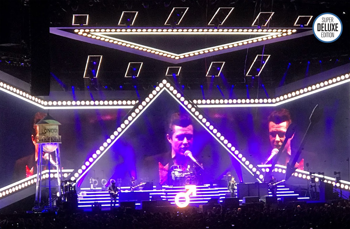 Live review: The Killers at London's O2