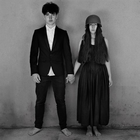 U2 / Songs of Experience front cover