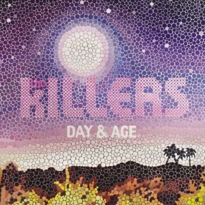The Killers / Day and Age vinyl reissue