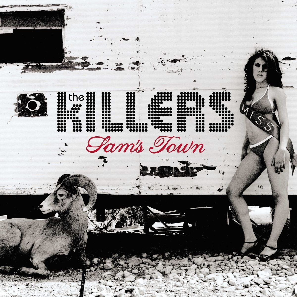 The Killers / Sam's Town vinyl reissue