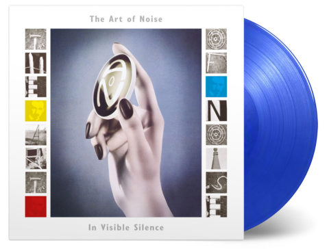 Art of Noise / In Visible Silence 2LP deluxe blue vinyl