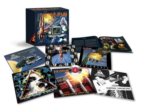 Def Leppard / The CD Collection