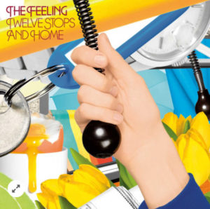 The Feeling / Twelve Stops And Home limited edition 2LP yellow vinyl