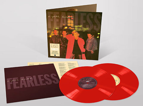 Eighth Wonder / Fearless 2LP deluxe red vinyl