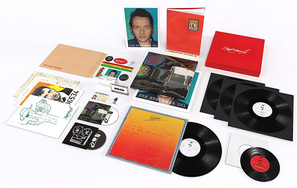Joe Strummer 001 / collector's edition super deluxe box set