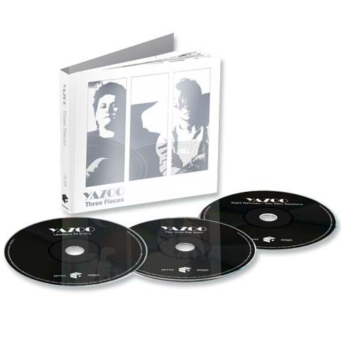 Yazoo / Three Pieces 3CD edition