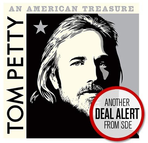 Deal Alert / Tom Petty: An American Treasure 4CD box