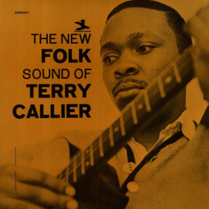 The New Folk Sound Of Terry Callier reissue