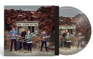 The Cranberries / In The End limited edition vinyl LP picture disc