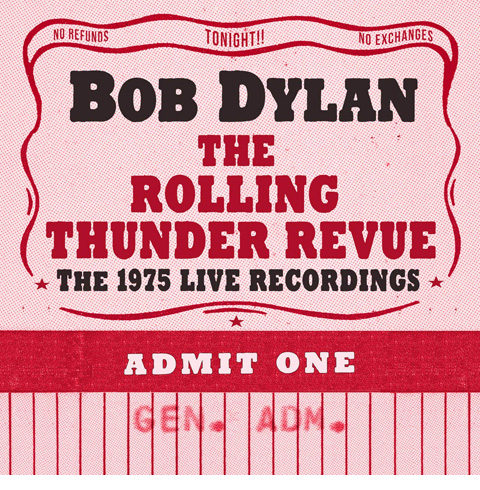 The Rolling Thunder Revue: The 1975 Live Recordings 14CD box set