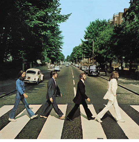 The Beatles / Abbey Road 50th anniversary edition