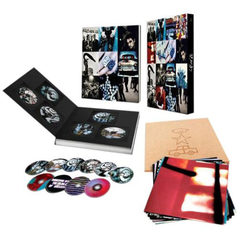 U2 / Achtung Baby / Super Deluxe Edition