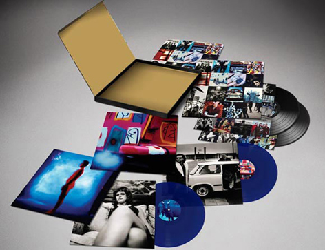 U2 / Achtung Baby / Vinyl Box Set