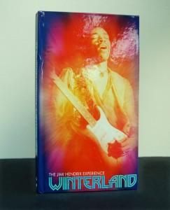 Jimi Hendrix / Winterland / 4-disc box set review