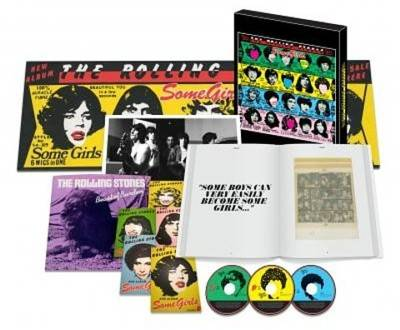 The Rolling Stones / Some Girls Super Deluxe Edition / Live in Texas 1978
