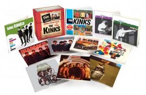 The Kinks in Mono / 10CD Box Set