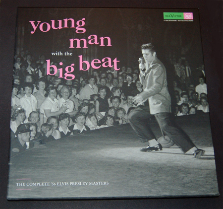 Elvis Presley / Young Man With A Big Beat / 5-disc box set