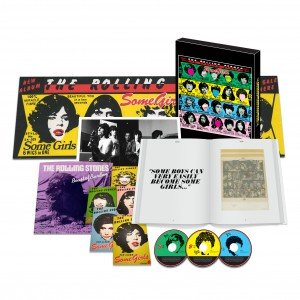The Rolling Stones / Some Girls Super Deluxe Edition