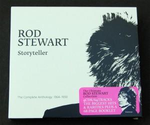 Rod Stewart / Storyteller / Reissue
