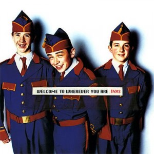 INXS / Welcome To Wherever You Are / 20th Anniversary Edition