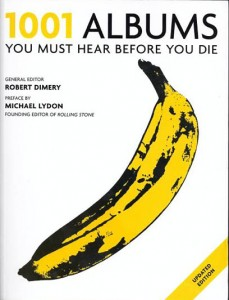 1001 Albums You Must Hear Before You Die / Top 10 Music Books