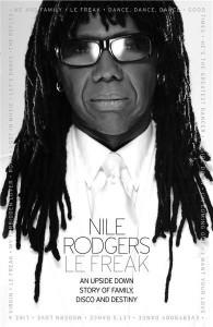 Le Freak / Nile Rodgers / Top 10 Music Books