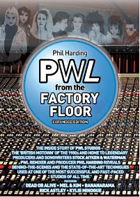 PWL from the Factory Floor / Phil Harding / Top 10 Music Books