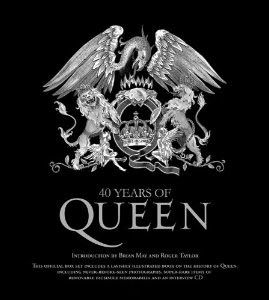 40 Years Of Queen / Top 10 Music Books