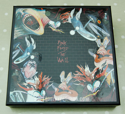 Pink Floyd / The Wall Immersion Box / First Pictures