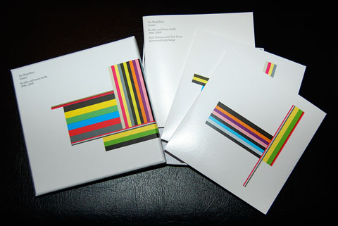 Pet Shop Boys / Format B-sides and bonus tracks 1996-2009