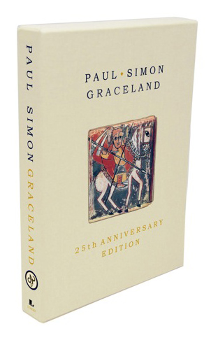 Paul Simon / Graceland 25 / Reissue track listing and formats