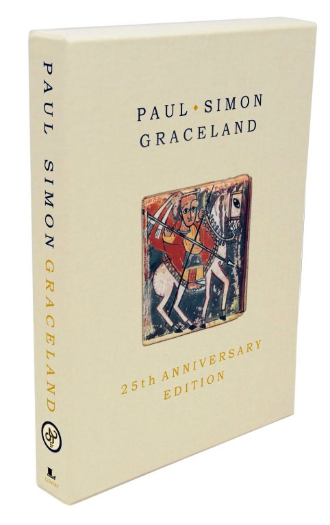 Paul Simon / Graceland 25th Anniversary Edition / Collectors Box Set
