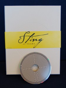 Sting / Back To Bass / 25 Years Box Set