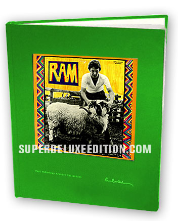 Paul McCartney / Ram Deluxe Edition / how it might look