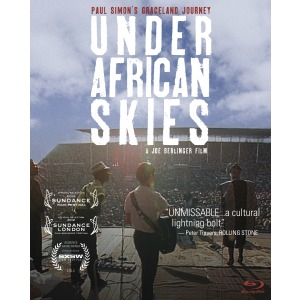 Paul Simon / Graceland 25th Anniversary Edition / Under African Skies Blu-ray