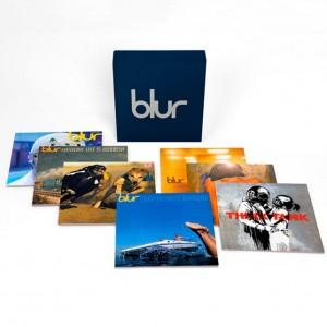 Blur 21: The Box / Vinyl Edition