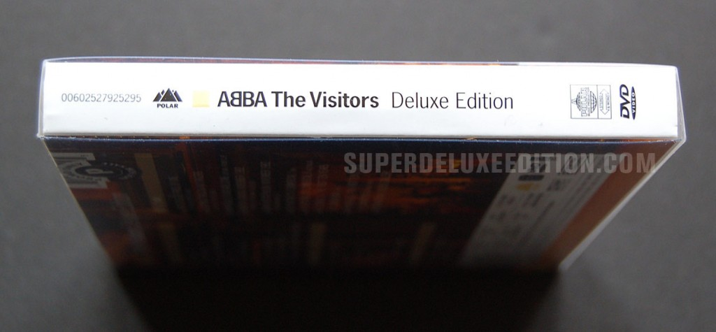 ABBA / The Visitors Deluxe Edition CD+DVD Review