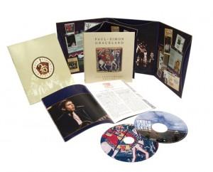Paul Simon / Graceland CD/DVD 25th Anniversary Edition
