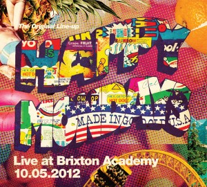 Happy Mondays / Live At The Brixton Academy