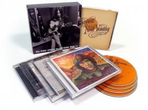 Neil Young / Original Release Series Discs 1-4