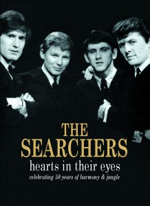 The Searchers / Hearts In Their Eyes / 4CD Box Set