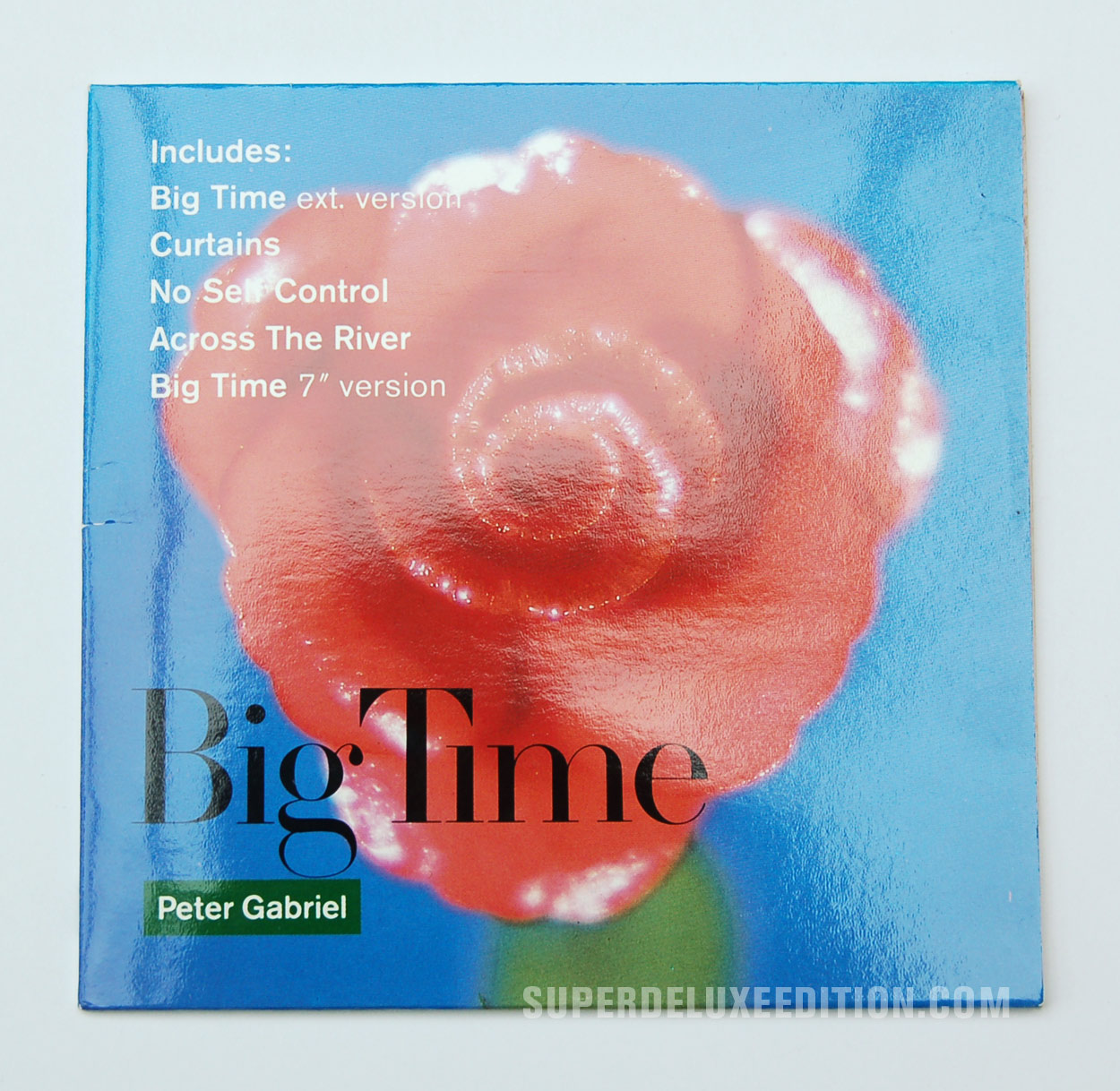 Peter Gabriel / Big Time CD single