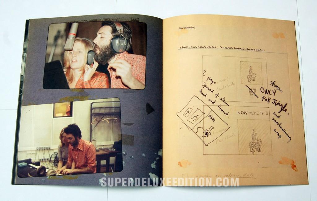 Paul McCartney / RAM Deluxe Box Edition