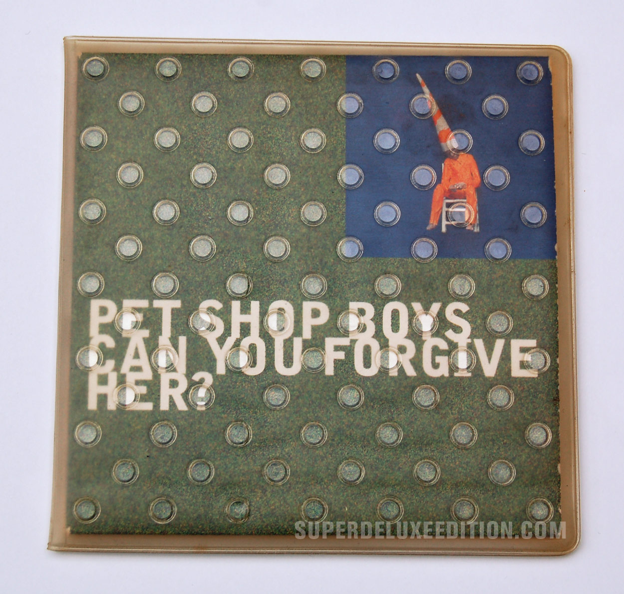 Pet Shop Boys / Can You Forgive Her / 1993 CD Single