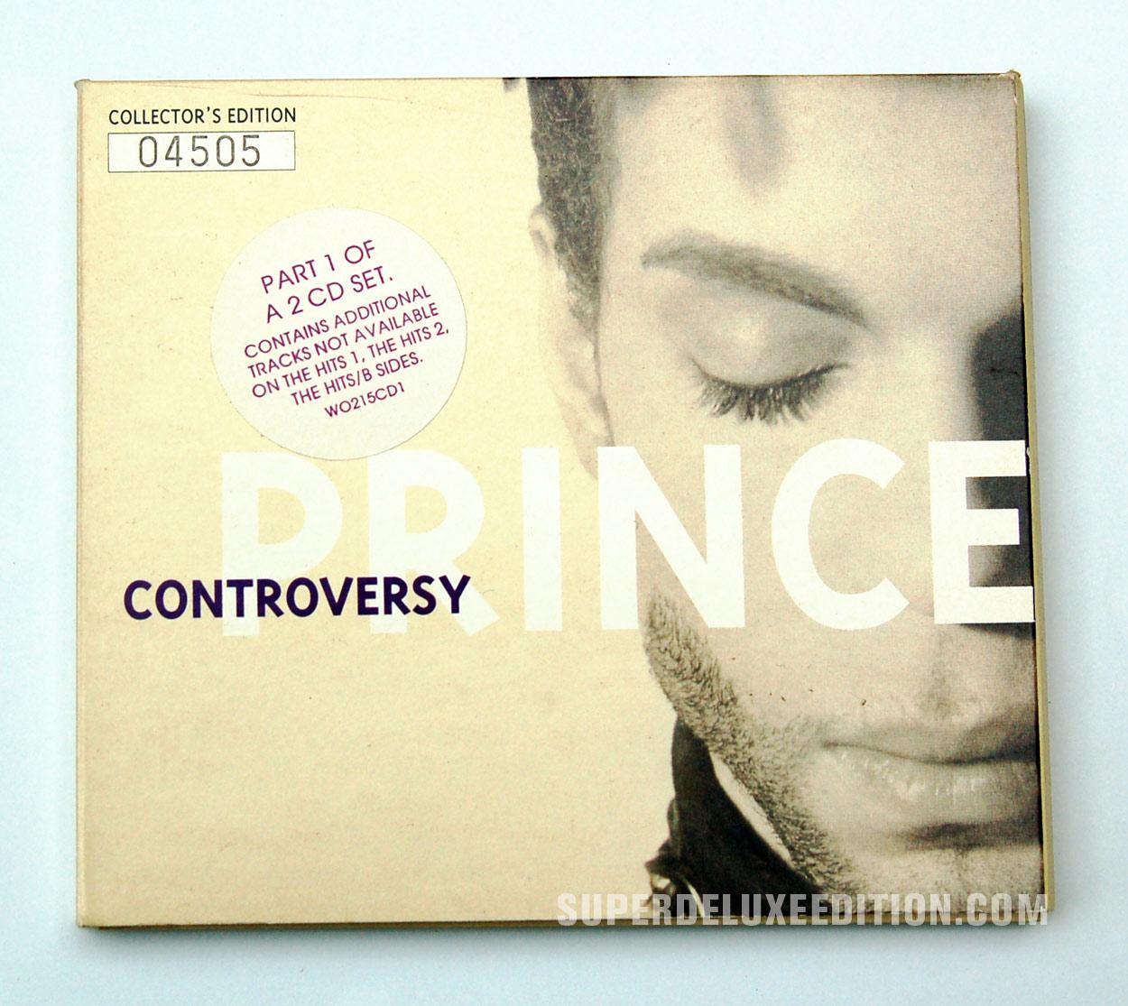 Prince / Controversy / CD Single