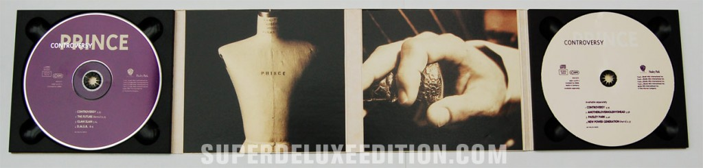 Prince / Controversy CD Single 1993