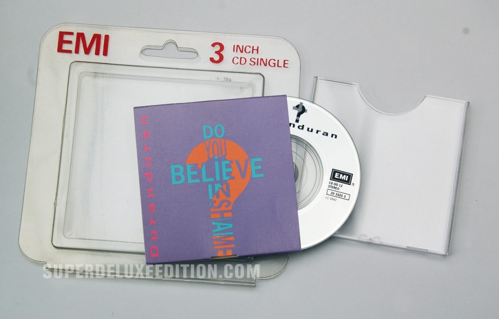 Duran Duran / Do You Believe In Shame / CD Single